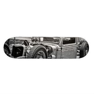 Abra la rueda coche de carreras/la cubierta de Rod Monopatín Personalizado