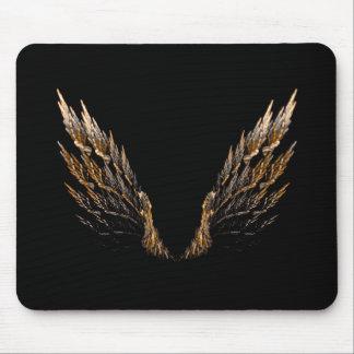 Abra las alas mousepad