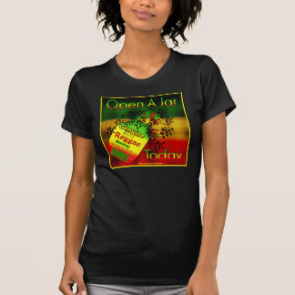 Abra un tarro hoy camisetas