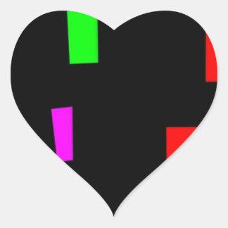 Abracadabra Heart Sticker