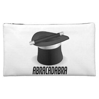 abracadabra Magic Top Hat Cosmetic Bag