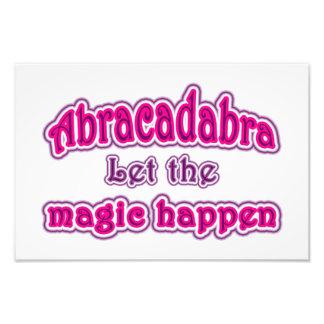 Abracadabra Art Photo