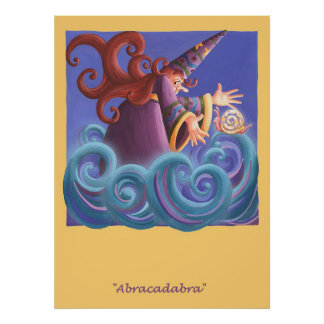 Abracadabra Posters