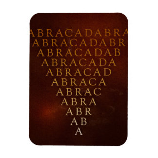 Abracadabra Premium Flexi Magnet
