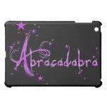 Abracadabra witch iPad Case