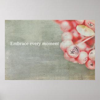 ¡Abrace cada momento!! Impresiones