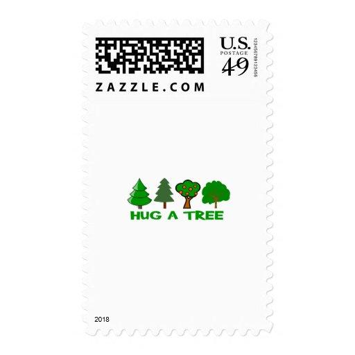 Abrace un árbol envio