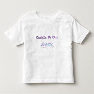 Abrácelo hacia fuera camiseta - niños remera