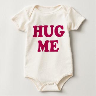 Abráceme bebé orgánico mameluco