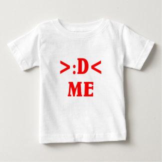 ABRÁCEME camisa del bebé
