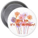 ¡Abráceme que es mi cumpleaños!