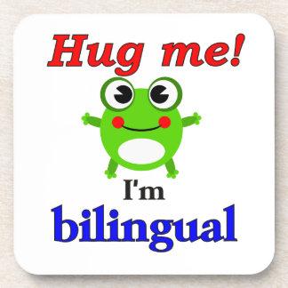 ¡Abráceme! Soy bilingüe Posavaso
