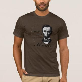 Abraham (Abe) Lincoln Bicentennial 1809-2009 T-Shirt