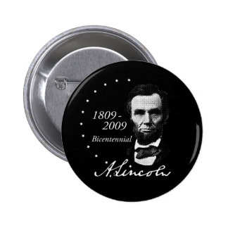 Abraham (Abe) Lincoln Bicentennial Button