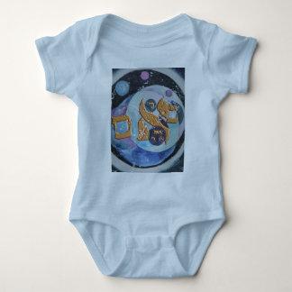 Abraham Baby Bodysuit
