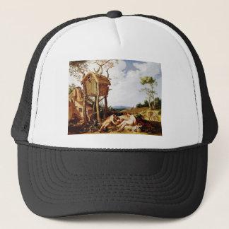 Abraham Bloemaert 24 Tares Trucker Hat