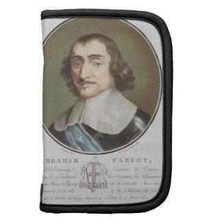 Abraham de Fabert (1599-1662) from 'Portraits des Organizers