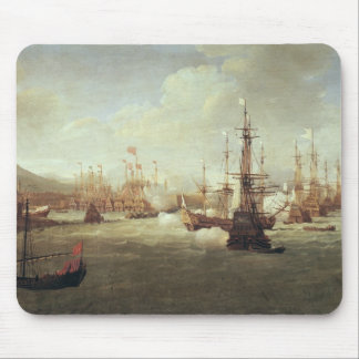 Abraham Duquesne  at Chios, after 1681 Mouse Pad