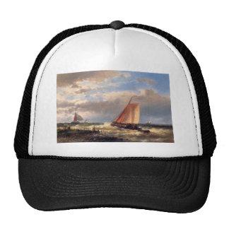 Abraham Hulk Snr A Choppy Estuary Trucker Hat