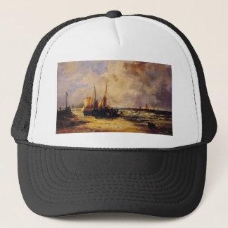 Abraham Hulk Snr Coming Ashore Trucker Hat