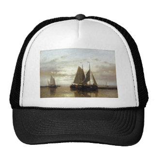 Abraham Hulk Snr Fishing In A Calm Trucker Hat