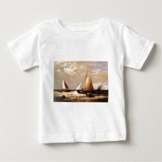 Abraham Hulk Snr Return Of The Fishing Fleet Baby T-Shirt