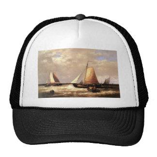 Abraham Hulk Snr Return Of The Fishing Fleet Trucker Hat