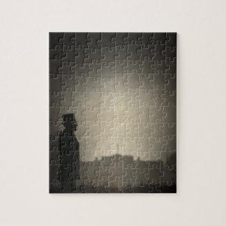 Abraham Limbo Jigsaw Puzzle