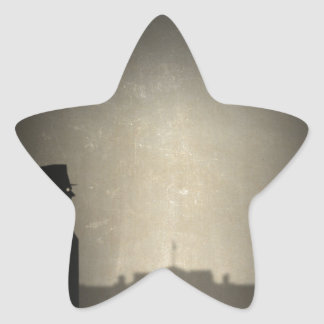 Abraham Limbo Star Sticker