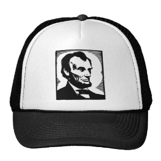 Abraham Lincoln, 16 President of the U.S. Trucker Hat