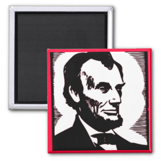 Abraham Lincoln, 16 President of the U.S. Magnet