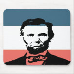 Abraham Lincoln 16th President Mousepads