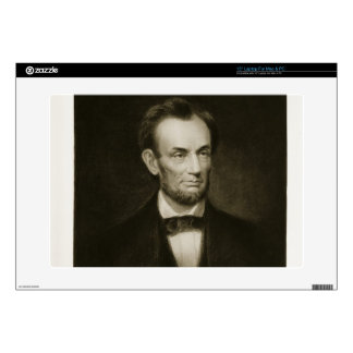 """Abraham Lincoln, 16th President of the United Stat 15"""" Laptop Decal"""