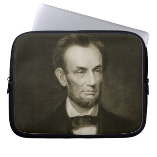 Abraham Lincoln, 16th President of the United Stat Computer Sleeves