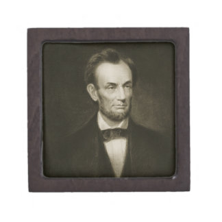 Abraham Lincoln, 16th President of the United Stat Gift Box