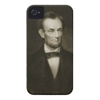 Abraham Lincoln, 16th President of the United Stat iPhone 4 Case