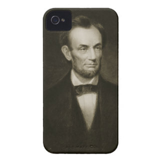 Abraham Lincoln, 16th President of the United Stat iPhone 4 Case-Mate Case