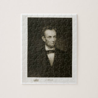 Abraham Lincoln, 16th President of the United Stat Jigsaw Puzzle