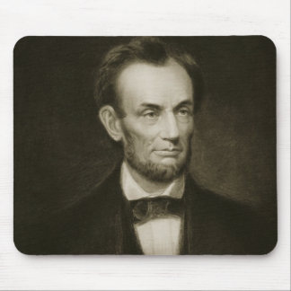 Abraham Lincoln, 16th President of the United Stat Mouse Pad