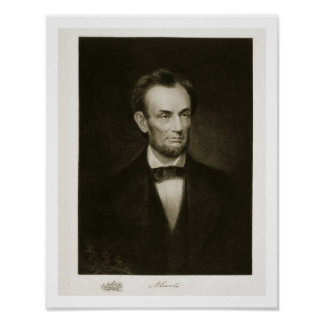 Abraham Lincoln 16th President of the United Stat Poster