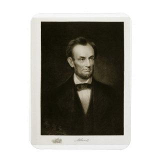 Abraham Lincoln, 16th President of the United Stat Rectangular Photo Magnet
