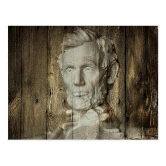 Abraham Lincoln 1809-1865 Tarjetas Postales