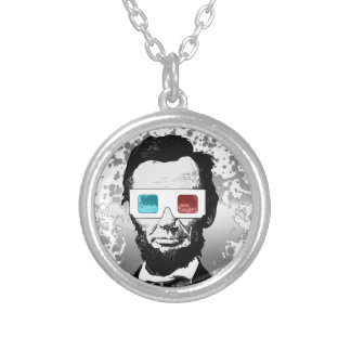 Abraham Lincoln - 3D (2) Grimpola Personalizada