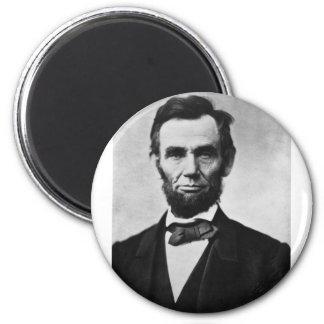 Abraham Lincoln 8 Magnet