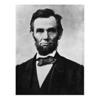 Abraham Lincoln 8 Postcard