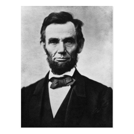 Abraham Lincoln 8 Postcard