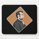 Abraham Lincoln Alfombrilla De Raton