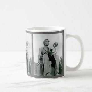 Abraham Lincoln and Herman Cain Coffee Mug