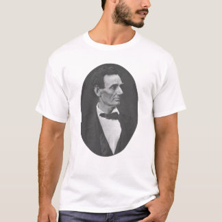 Abraham Lincoln and Quote T-Shirt