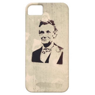 Abraham Lincoln Art Case iPhone 5 Cover